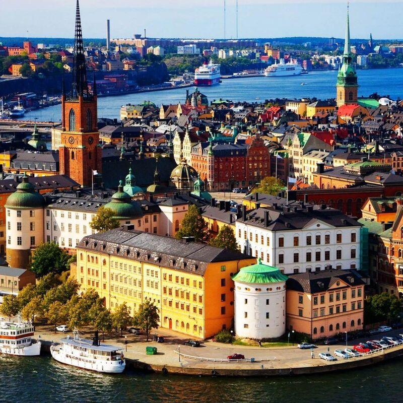 Туристическое агентство ТиШ-Тур Экскурсионный тур «Сказочное путешествие в королевский Стокгольм» - фото 1