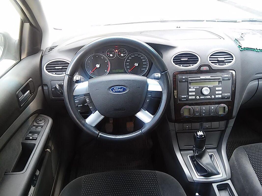 Прокат авто Ford Focus-2 - фото 4