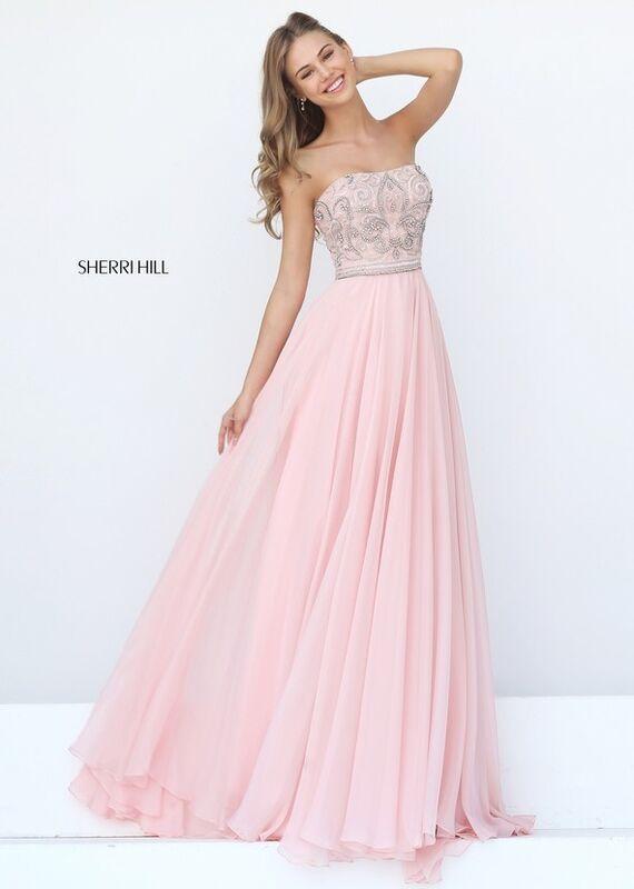 Вечернее платье Sherri Hill Вечернее платье 11179 - фото 1