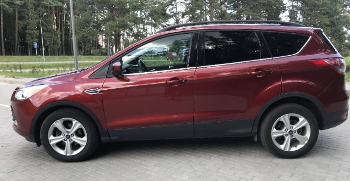 Прокат авто Ford Escape - фото 5
