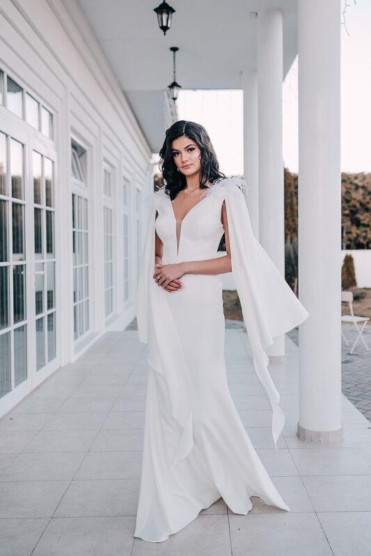 """Вечернее платье ALIZA свадебное платье """"Afellye"""" - фото 1"""