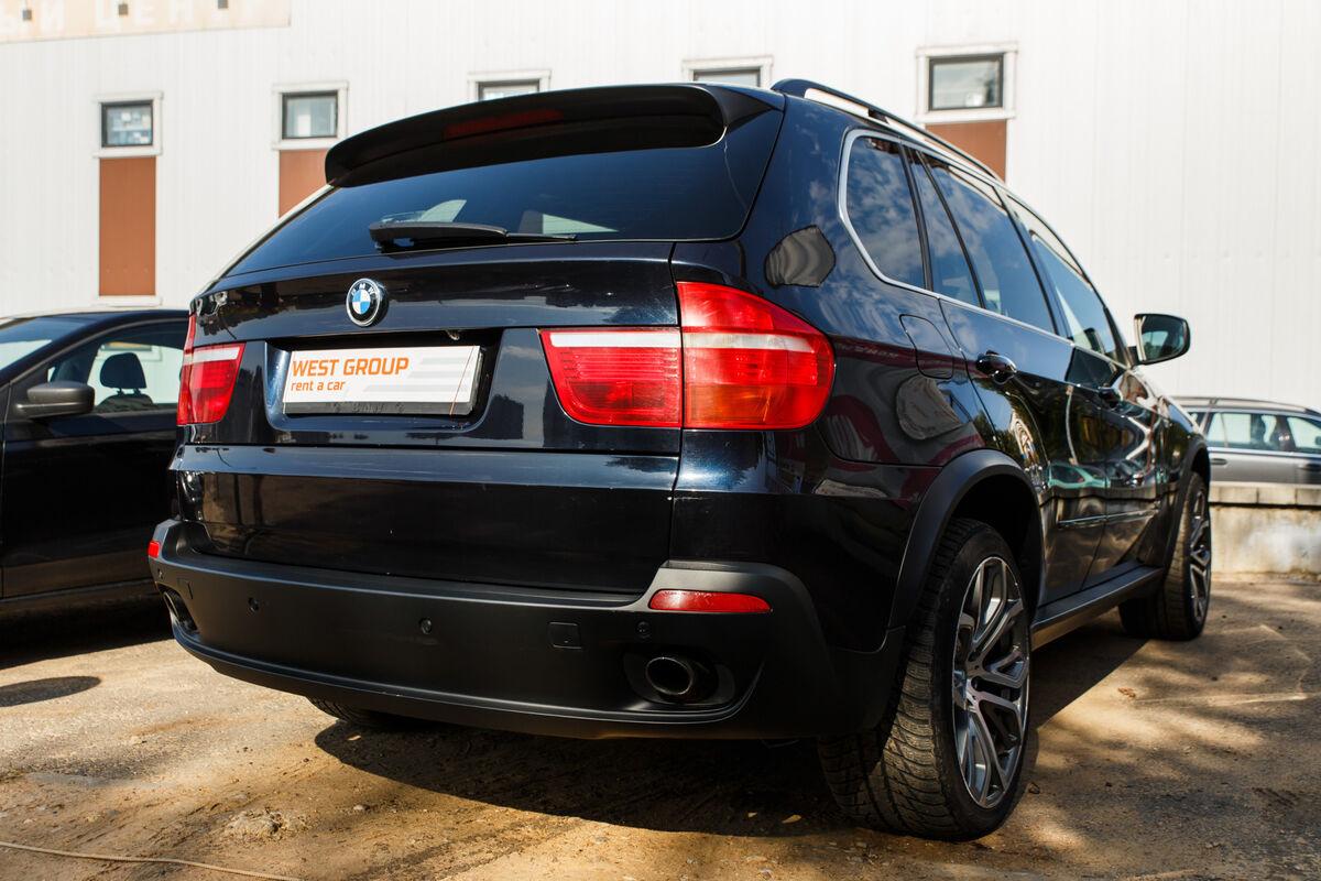 Прокат авто BMW X5 (E70) 2009 - фото 4