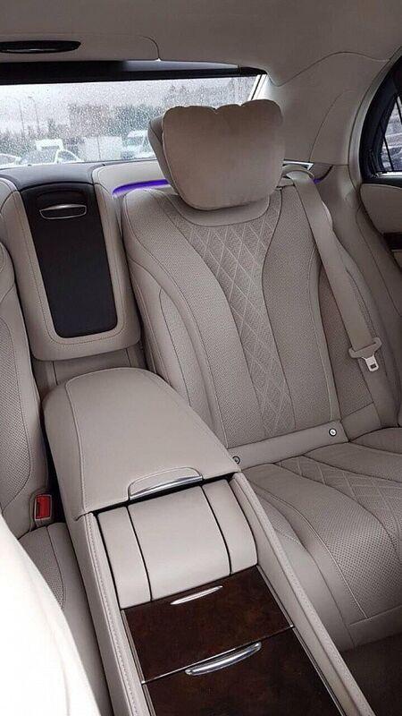 Прокат авто Mercedes-Benz W222 S-Class AMG - фото 7