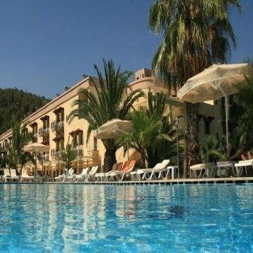 Туристическое агентство Дирижабль Пляжный авиатур в Турцию, Бодрум, Crystal Green Bay Resort & Spa 5* - фото 1