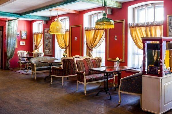 Банкетный зал Чехов Красный зал - фото 1