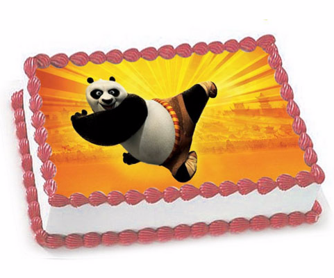 Торт Tortas Торт «Панда» №1 - фото 1