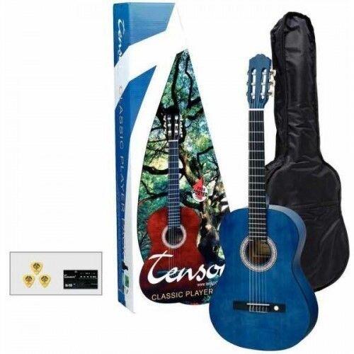 Музыкальный инструмент Gewa Классическая гитара в комплекте Tenson f502.115 - фото 1