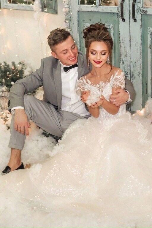 Свадебное платье напрокат Rafineza Свадебное платье Veronica напрокат - фото 3