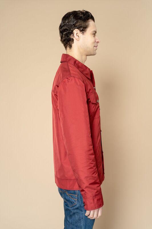 Верхняя одежда мужская Etelier Куртка мужская плащевая утепленная 4М-8530-1 - фото 7