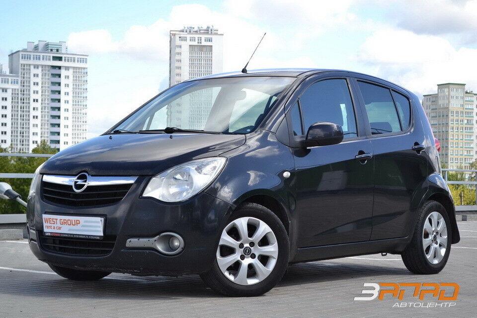 Прокат авто Opel Agila 2010 - фото 1