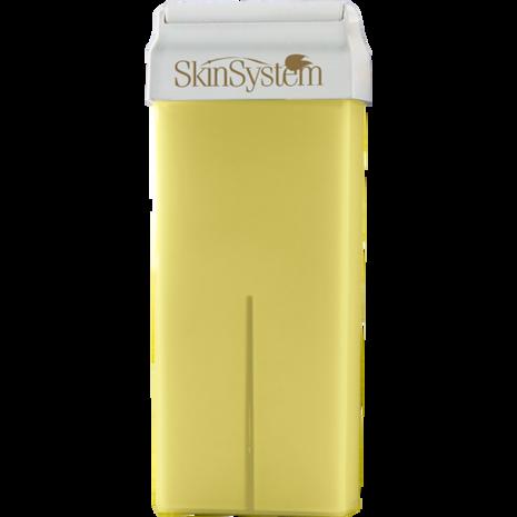 Уход за телом SkinSystem Воск для депиляции Лимонный, 400 мл - фото 1