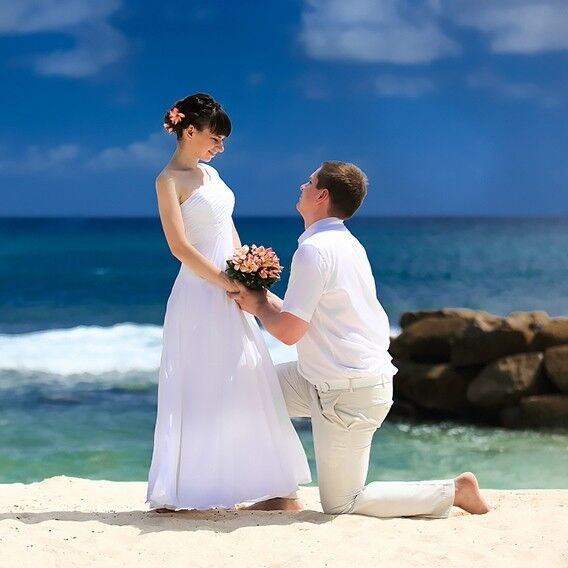 Туристическое агентство СВ-тур Свадебная церемония на Сейшелах, Sunset Beach 4* - фото 1