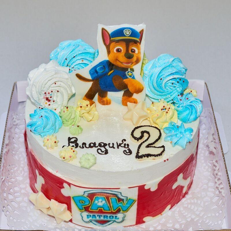 Торт Tortiki.by Праздничный торт №2 - фото 1