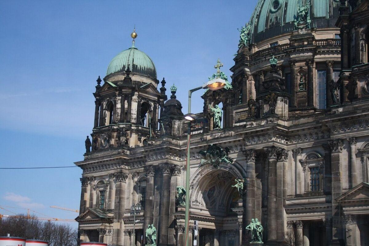 Туристическое агентство Голубой парус Автобусный экскурсионный тур «Берлин – Потсдам – Дрезден» - фото 17