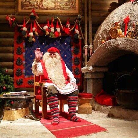 Туристическое агентство VIP TOURS Автобусный тур «В гости к Санта-Клаусу» - фото 1