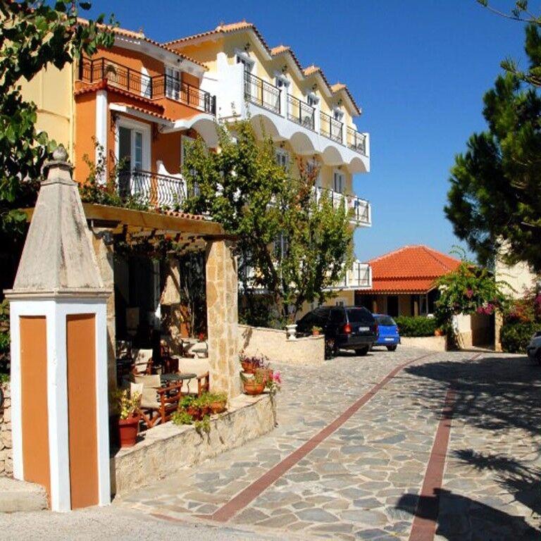 Туристическое агентство Трэвел Сок Пляжный авиатур в Грецию, Закинф, Locanda Hotel 3* - фото 1