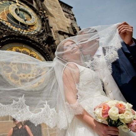 Туристическое агентство Респектор трэвел Свадьба в Староместской ратуше в Праге, пакет «Люксовый» - фото 1