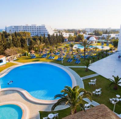 Туристическое агентство TravelHouse Пляжный aвиатур в Тунис, Хаммамет, Hotel Zenith Hammamet 3* - фото 1