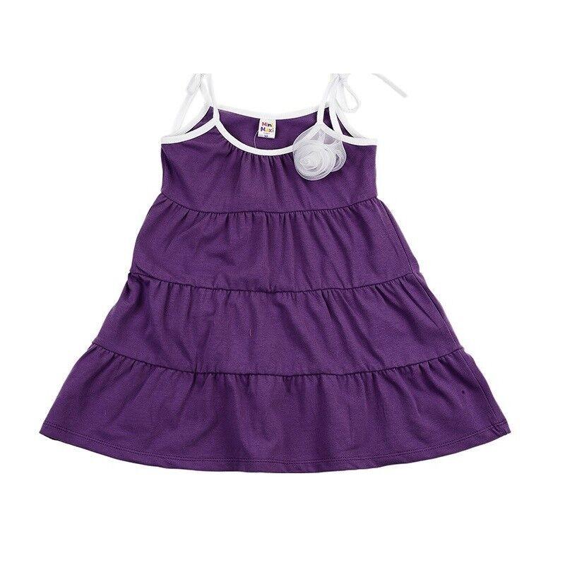 Платье детское Mini Maxi Сарафан для девочки UD0411 - фото 1
