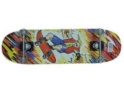 Скейтборд Relmax Скейтборд 706А - фото 1