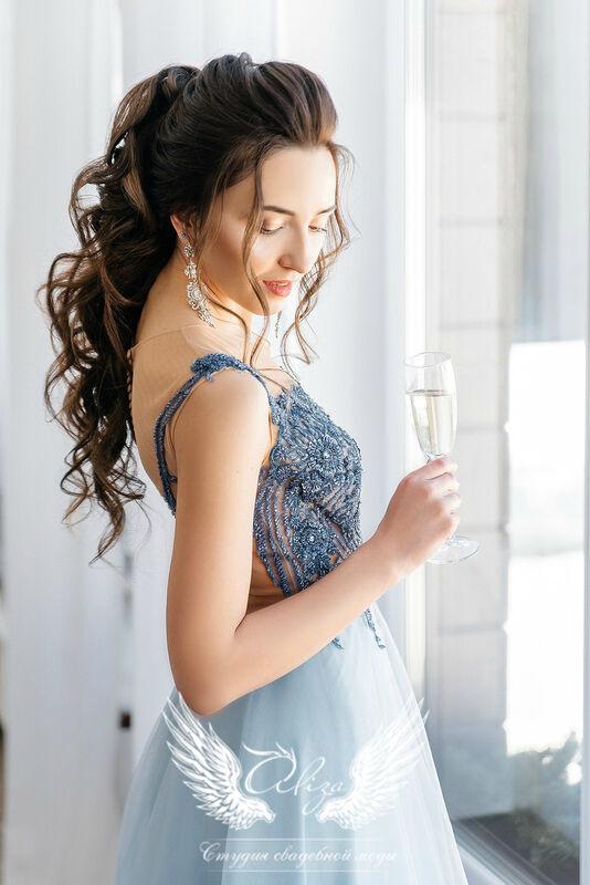 """Вечернее платье ALIZA Вечернее платье """"Lanvin"""" - фото 3"""