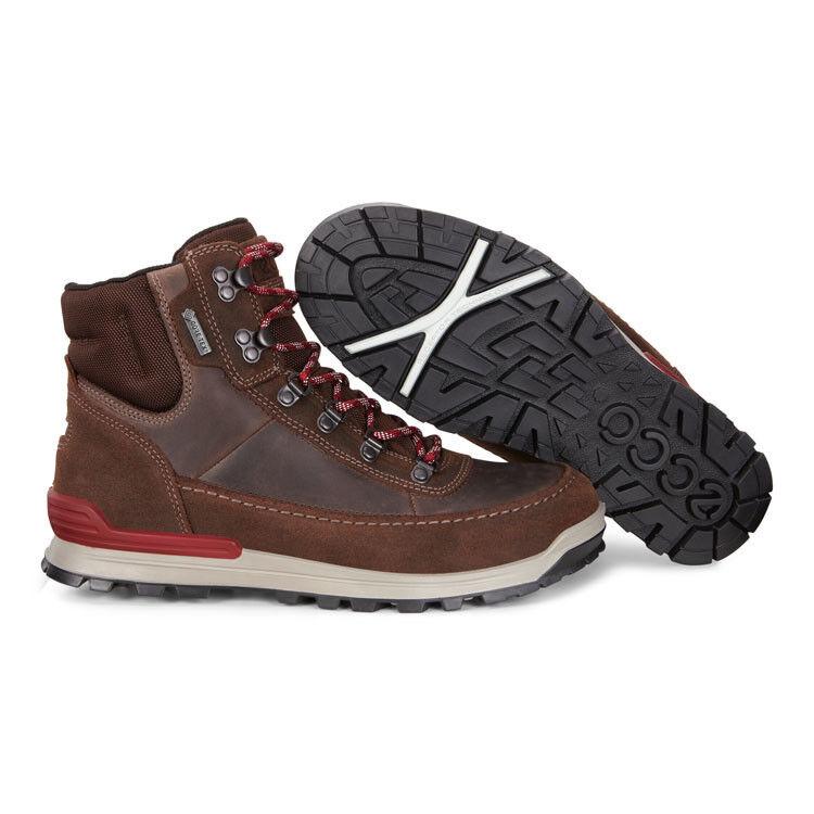 Обувь мужская ECCO Ботинки высокие OREGON 826004/51869 - фото 8