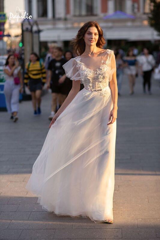 Свадебный салон Papilio Свадебное платье 11945 - фото 1