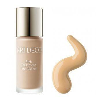 Декоративная косметика ARTDECO Питательный тональный крем Rich Treatment Foundation, 15 Cashmere rose - фото 1