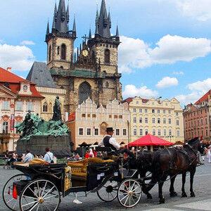 Туристическое агентство Артинтур Автобусный экскурсионный тур «Будапешт – Вена – Прага» - фото 1