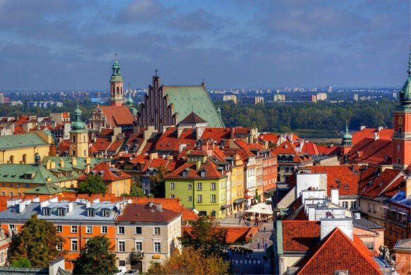 Туристическое агентство Элдиви Автобусный тур «Вильнюс – Друскининкай – Варшава» - фото 2