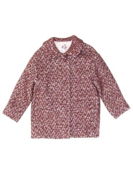 Верхняя одежда детская Il Gufo Пальто для девочки 192102 2012 - фото 1