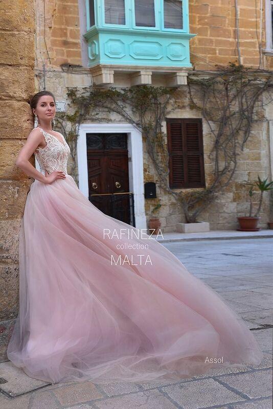 Свадебный салон Rafineza Свадебное платье Assol - фото 3