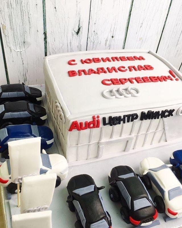 Торт Заказторта.бай Корпоративный торт №1 - фото 1