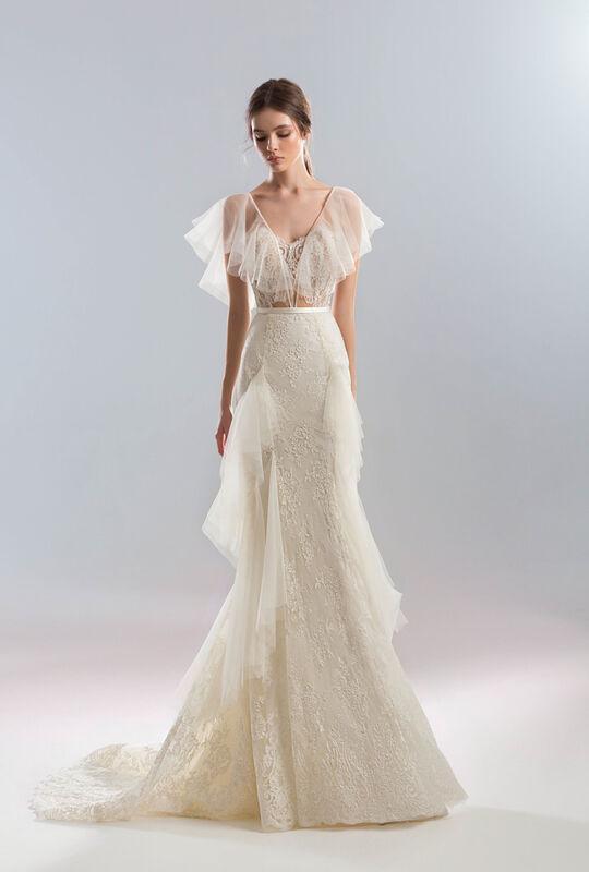 Свадебный салон Papilio Свадебное платье «Мелиса» - фото 1
