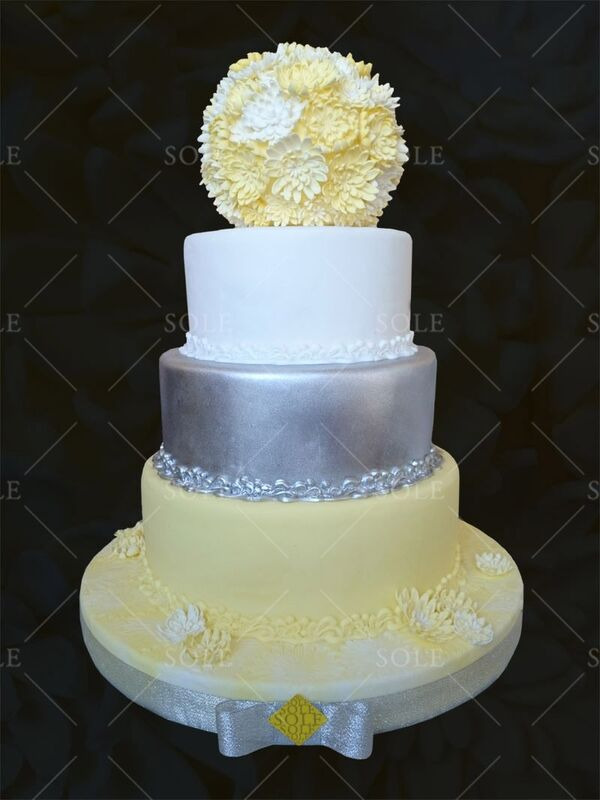 Торт Sole Праздничный торт №45 - фото 1