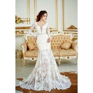 Свадебное платье напрокат Berkana Платье свадебное Renaissance - фото 3