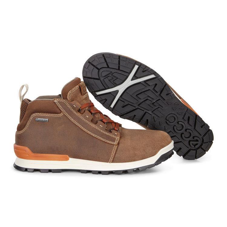 Обувь мужская ECCO Ботинки OREGON 826014/50652 - фото 8