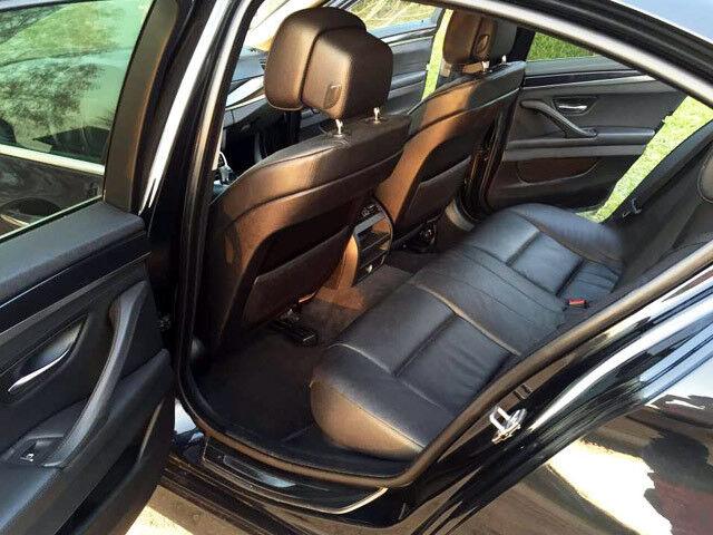 Прокат авто BMW 5 F10 2010 - фото 4