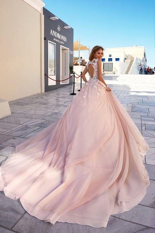 Свадебное платье напрокат Eva Lendel Платье свадебное Britany - фото 2