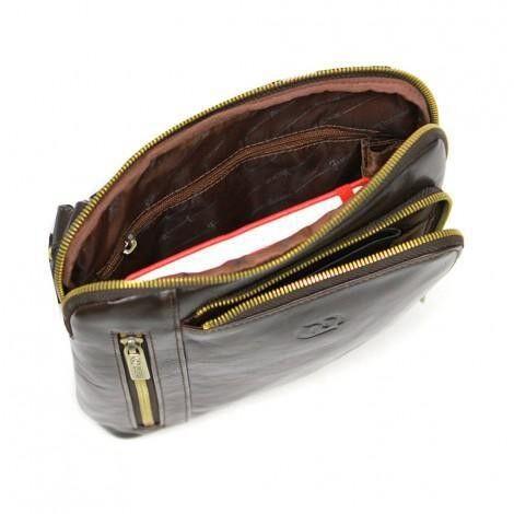 Магазин сумок Francesco Molinary Планшет мужской 513-6691-060 - фото 5
