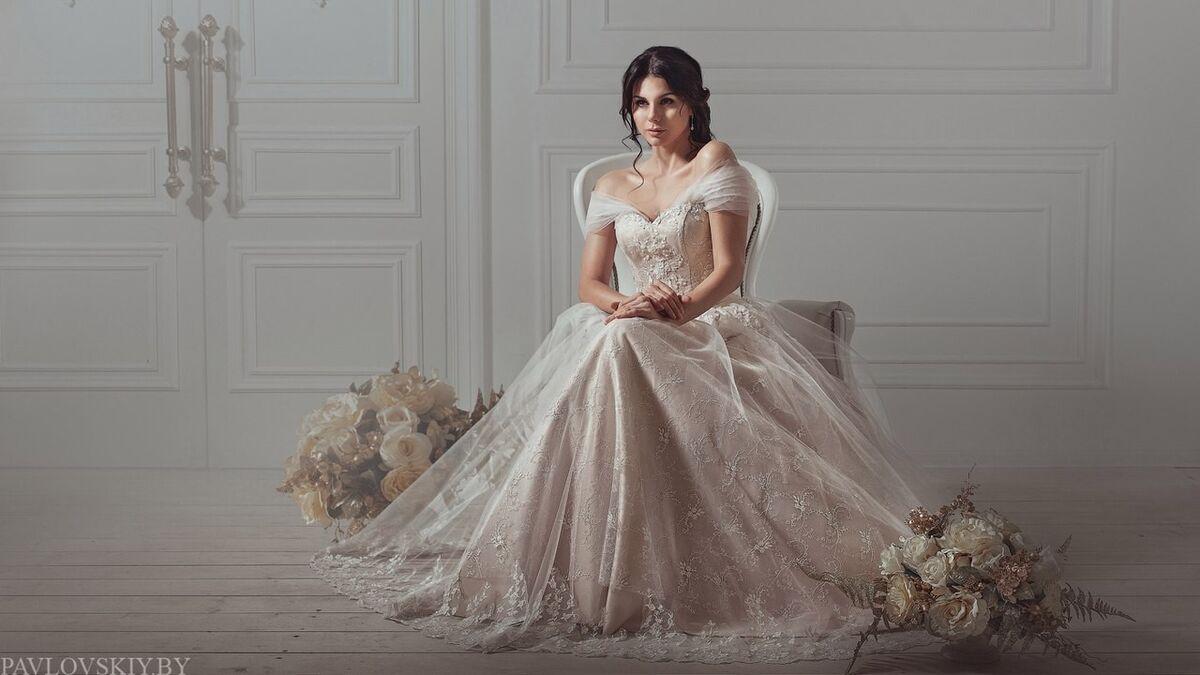 Свадебное платье напрокат Артемида Платье свадебное Consuelo - фото 2