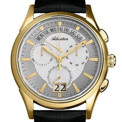 Часы Adriatica Наручные часы A1193.1213CH - фото 1