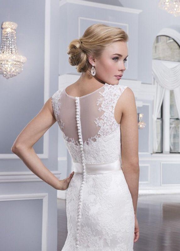 Свадебный салон Lillian West Свадебное платье «Astin-2» - фото 3