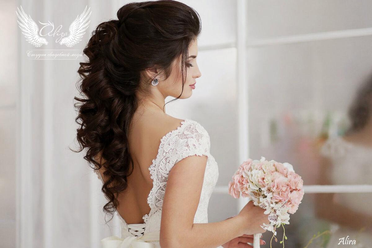 Свадебный салон ALIZA Платье свадебное «Alira» Ameli Benya - фото 3