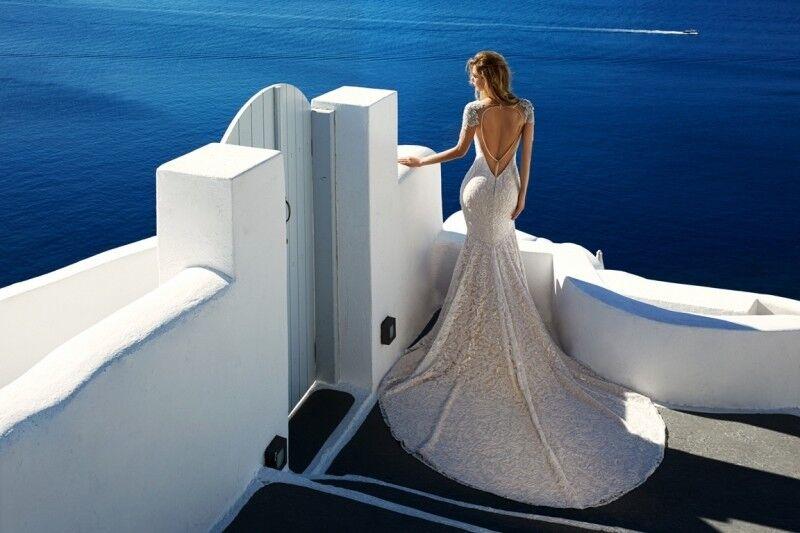 Свадебное платье напрокат Eva Lendel Платье свадебное Bler - фото 2
