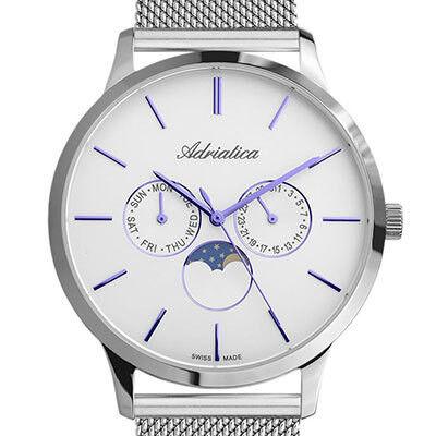 Часы Adriatica Наручные часы A1274.51B3QF - фото 1