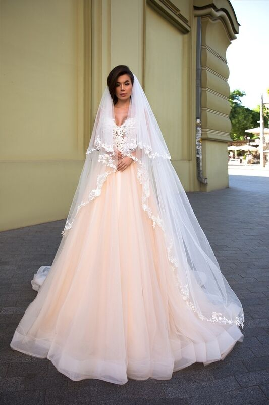 Свадебное платье напрокат Ida Torez Cassis Cornuta - фото 3