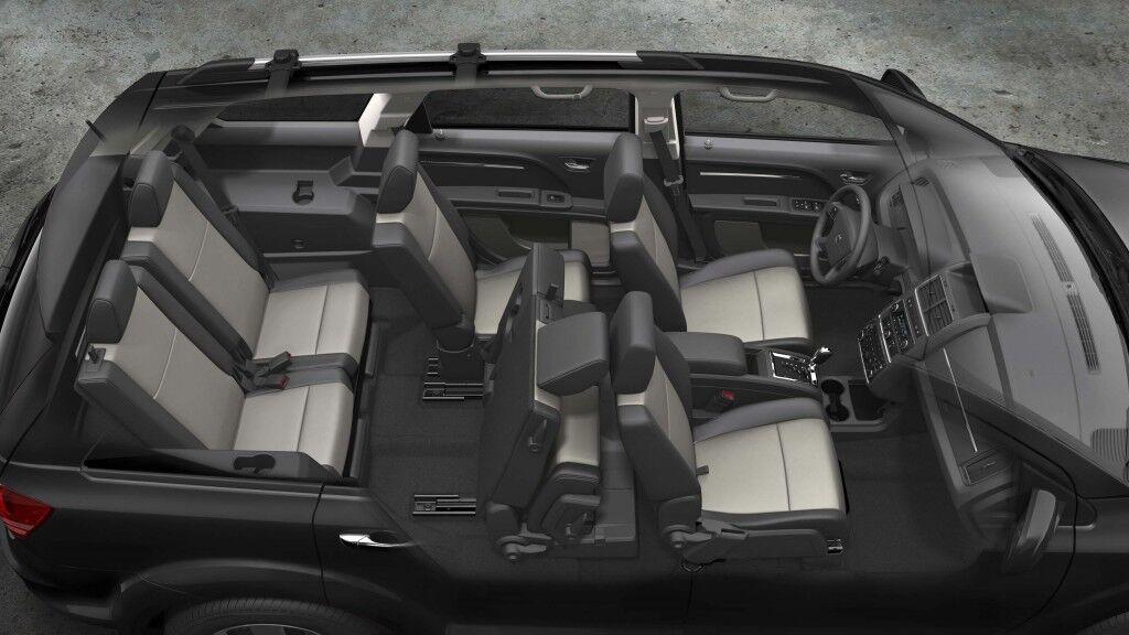 Прокат авто DODGE Journey - фото 5
