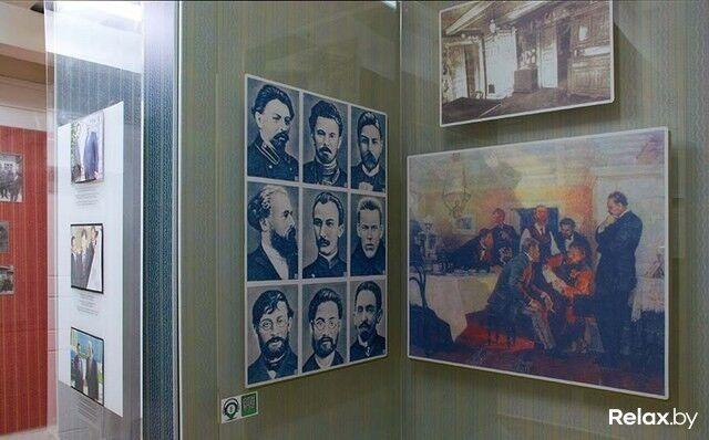 Достопримечательность Дом-музей I съезда РСДРП Фото - фото 15
