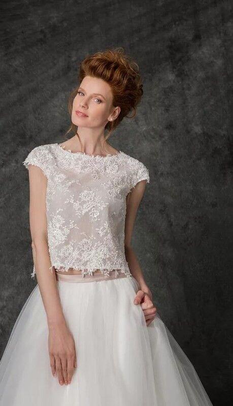 Свадебное платье напрокат Edelweis Платье свадебное «Nice» - фото 2